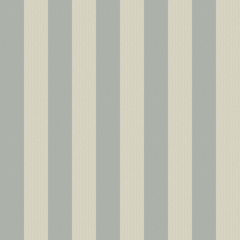 papel pintado raya beige y azul matkawalls