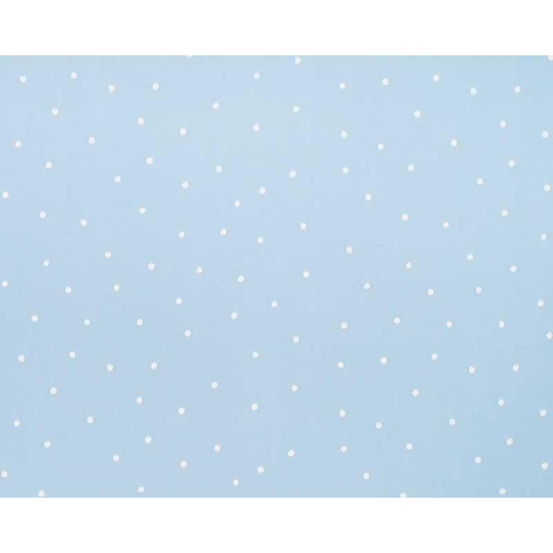 Papel pintado mini motas azul matkawalls for Papel pintado azul