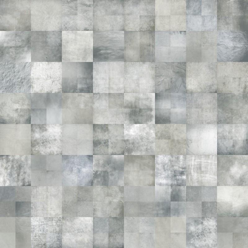 Papel pintado cuadritos gris matkawalls - Ka internacional papel pintado ...