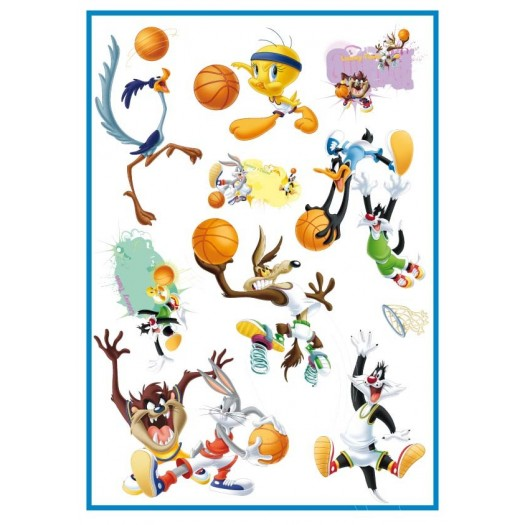 stickers looney tunes matkawalls