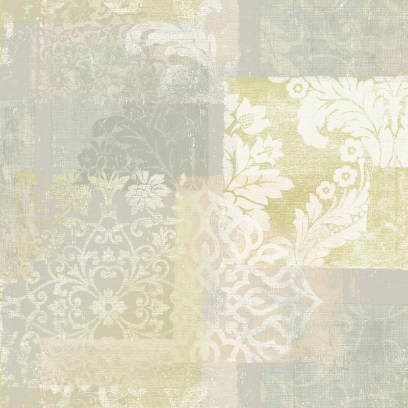 Papel pintado vinilico jac verde matkawalls - Papel pintado verde ...
