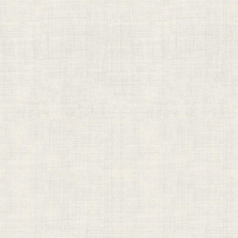Papel pintado lino lin blanco matkawalls for Papel pintado blanco