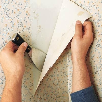Preparar la pared para poner papel pintado for Como colocar papel pintado en la pared