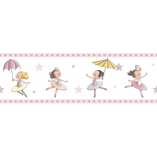 CENEFA Bailarinas Rosa