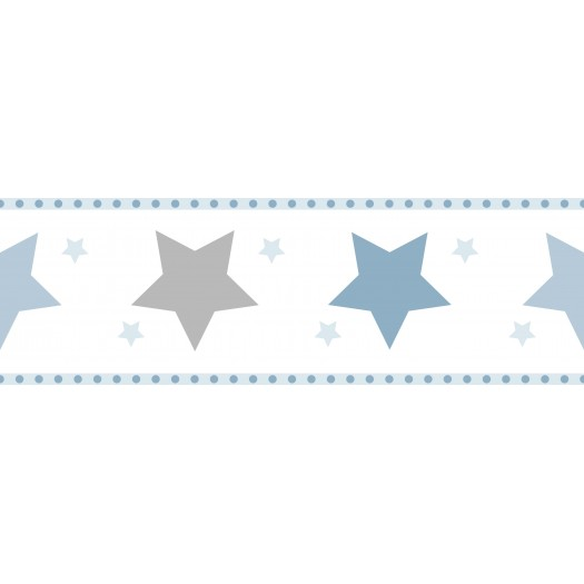 CENEFA Estrellas Azul