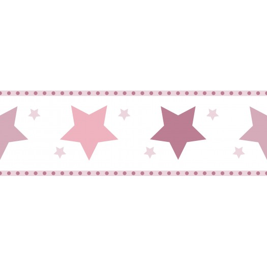 CENEFA Estrellas Granate