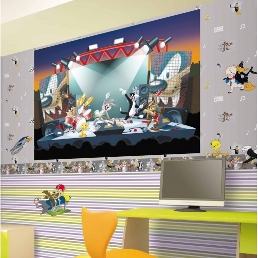 PANORÁMICA Looney Tunes Concert