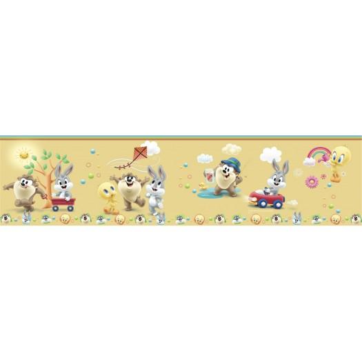 CENEFA Baby Looney Tunes Amarillo-Naranja
