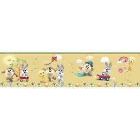 CENEFA Baby Looney Tunes Amarillo