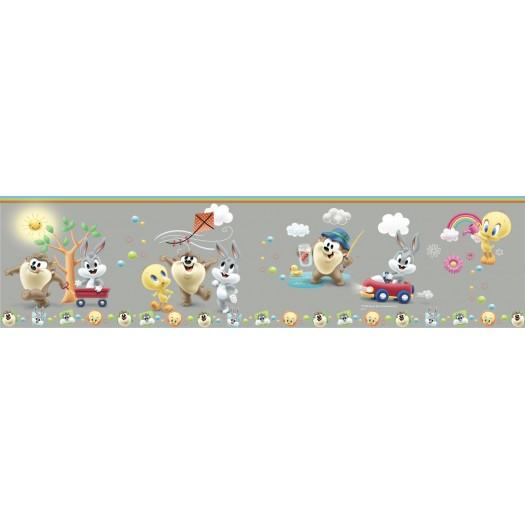 CENEFA Baby Looney Tunes Gris