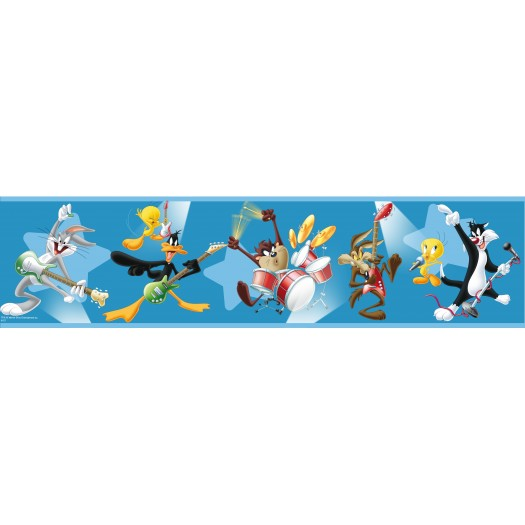CENEFA Looney Tunes Azul