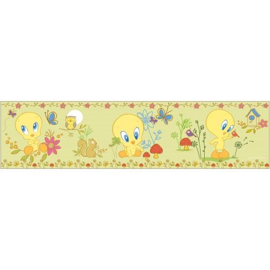 CENEFA Baby Looney Tunes Verde