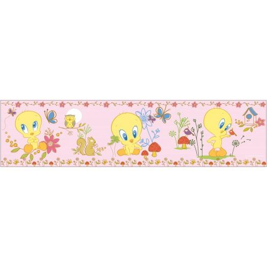 CENEFA Baby Looney Tunes Rosa