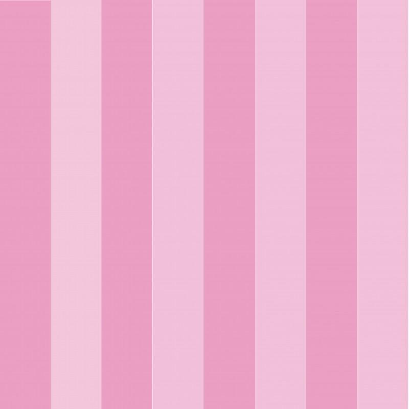 Papel pintado twetty raya ancha rosa matkawalls - Papel pintado rosa ...
