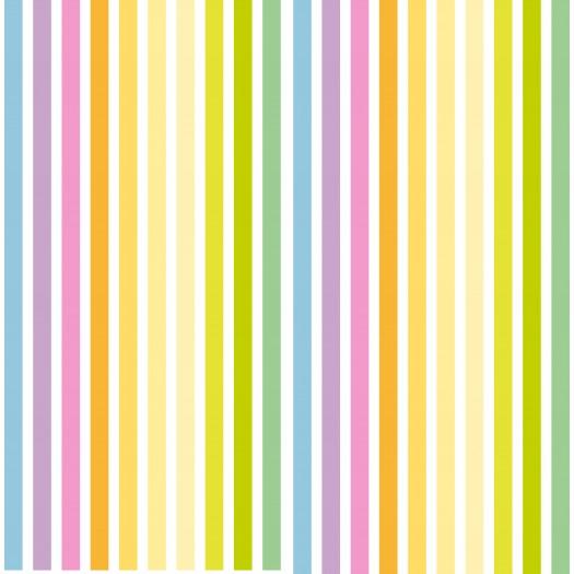 PAPEL PINTADO Multiraya Multicolor