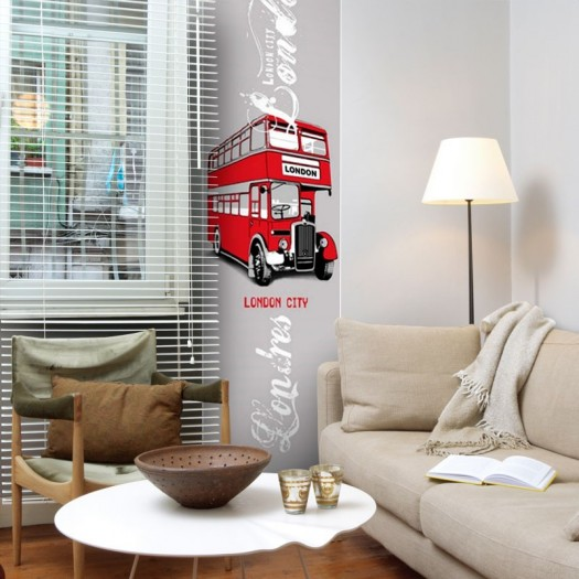 PANORÁMICA A_Bus London 250x60 cms