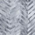 PAPEL PINTADO Diseño efecto mármol en ángulos azul