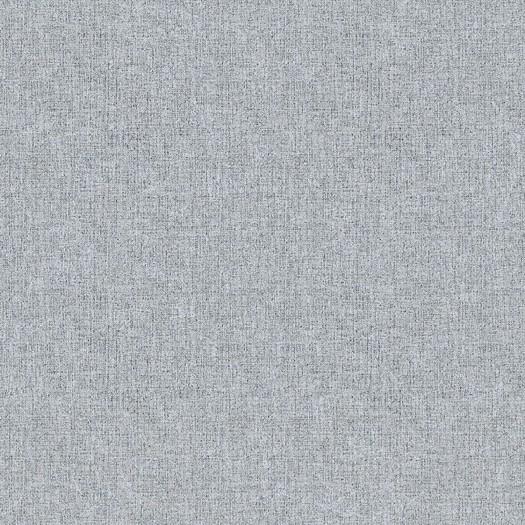 PAPEL PINTADO Liso con efecto textil azul