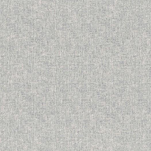 PAPEL PINTADO Liso con efecto textil gris