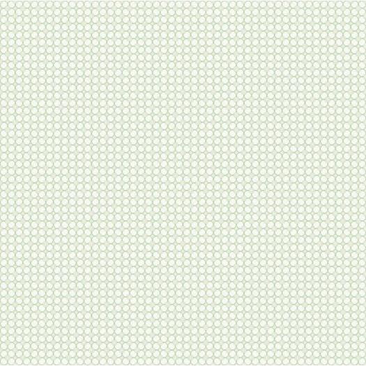 PAPEL PINTADO Círculos Verde