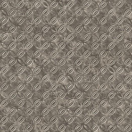PAPEL PINTADO Geométrico círculos beige