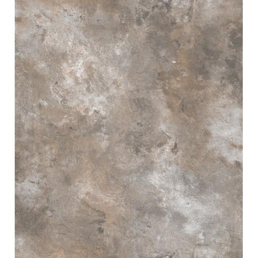 PAPEL PINTADO Textura metalizado desgastado blanco, cobre