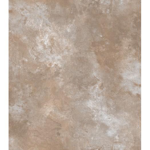 PAPEL PINTADO Textura metalizado desgastado negro, cobre