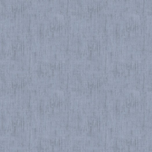 PAPEL PINTADO Liso con textura lienzo azul