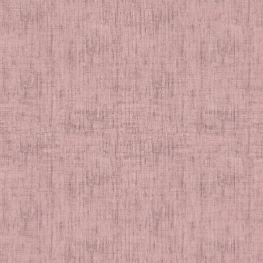 PAPEL PINTADO Liso con textura lienzo Terracota