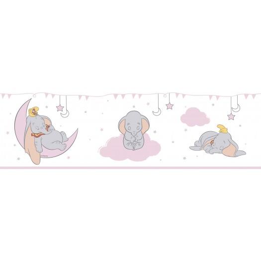 CENEFA Dumbo dormilón Rosa