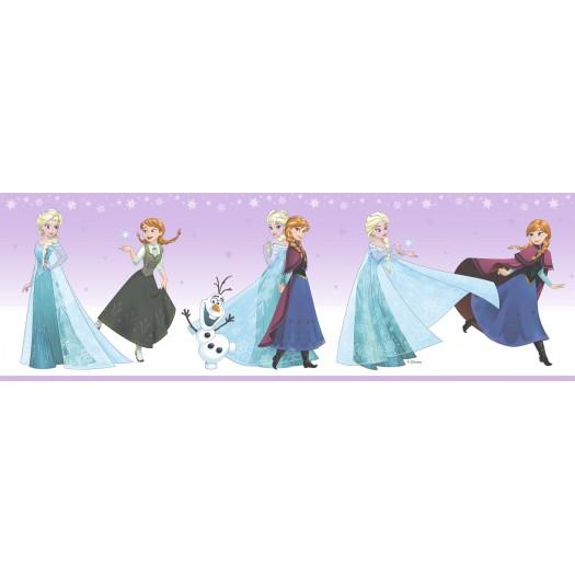 CENEFA Frozen Violeta
