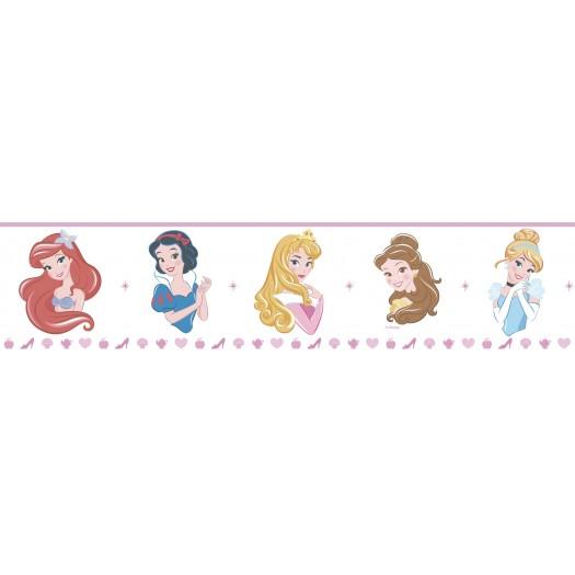 CENEFA Princesas Disney Rosa