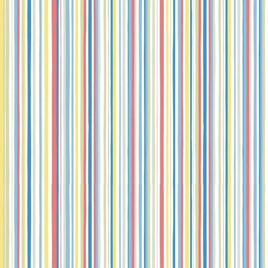 PAPEL PINTADO Raya Multiraya Multicolor 1