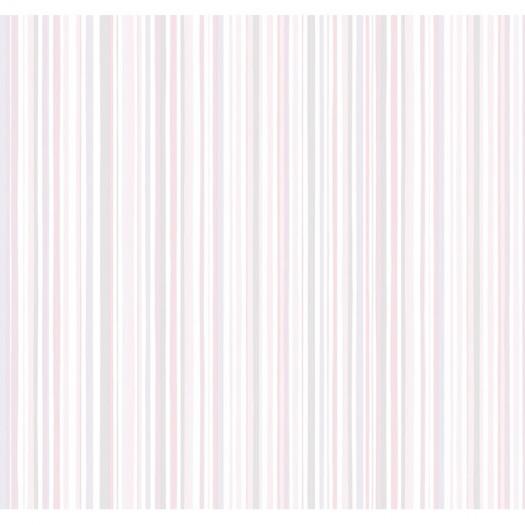 PAPEL PINTADO Stripes Rosa
