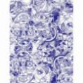 PAPEL PINTADO STEAMPUNK BIC-BLUE